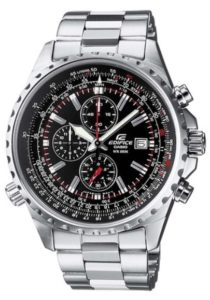 Casio Uhr - Uhren Herren - Edifice Chronograph Analog Quarz